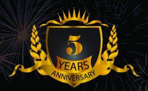 aniversare de 5 ani